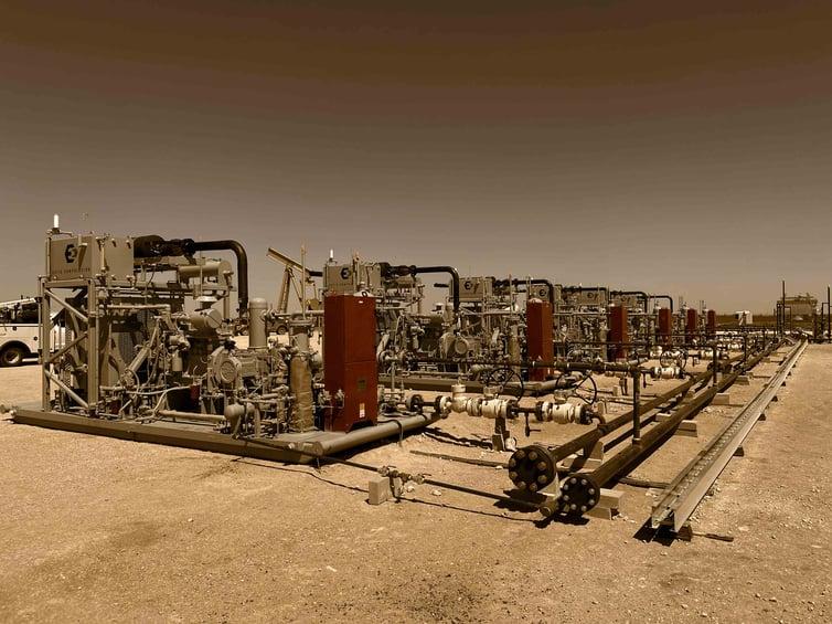 HPGL Compressors in field